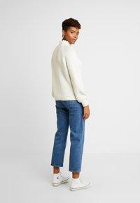 ONLY - ONLFREYAH - Pullover - whitecap gray - 2