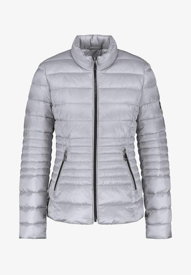 Winterjas - silber