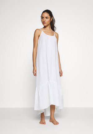 ESSENTIALS CAPSULE DRESS OPTION - Complementos de playa - white
