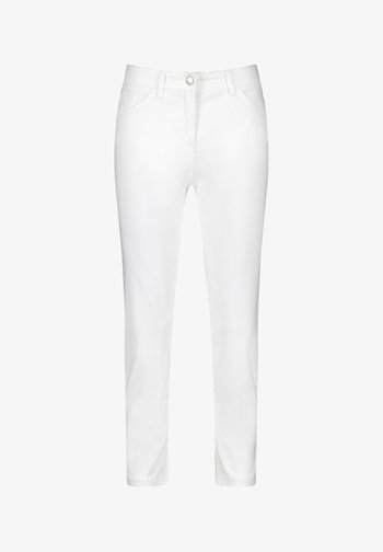 Trousers - weiss/weiss