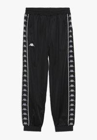 Kappa - FERGUS - Pantalones deportivos - caviar - 0