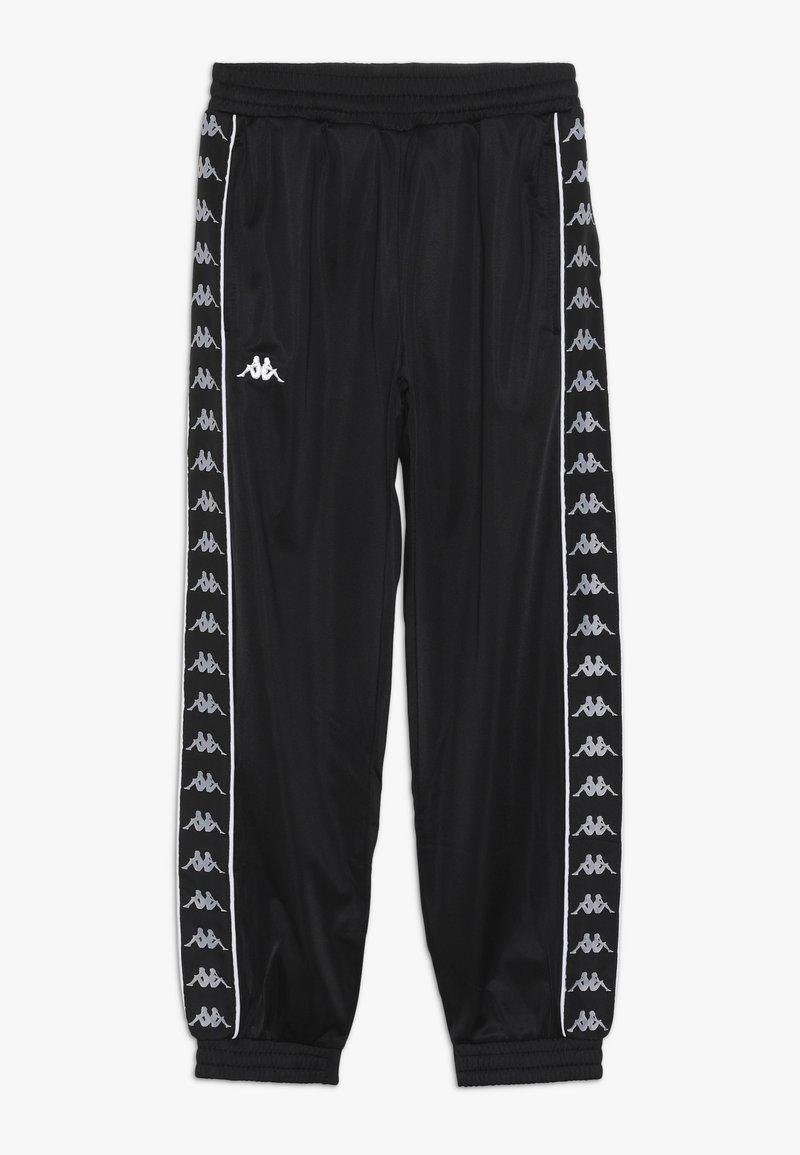 Kappa - FERGUS - Pantalones deportivos - caviar
