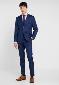 Pier One - Suit - dark blue - 1