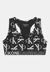 Calvin Klein Underwear - 2 PACK - Bustier - black/white - 2