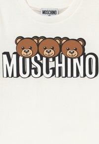 MOSCHINO - T-shirt imprimé - cloud - 3