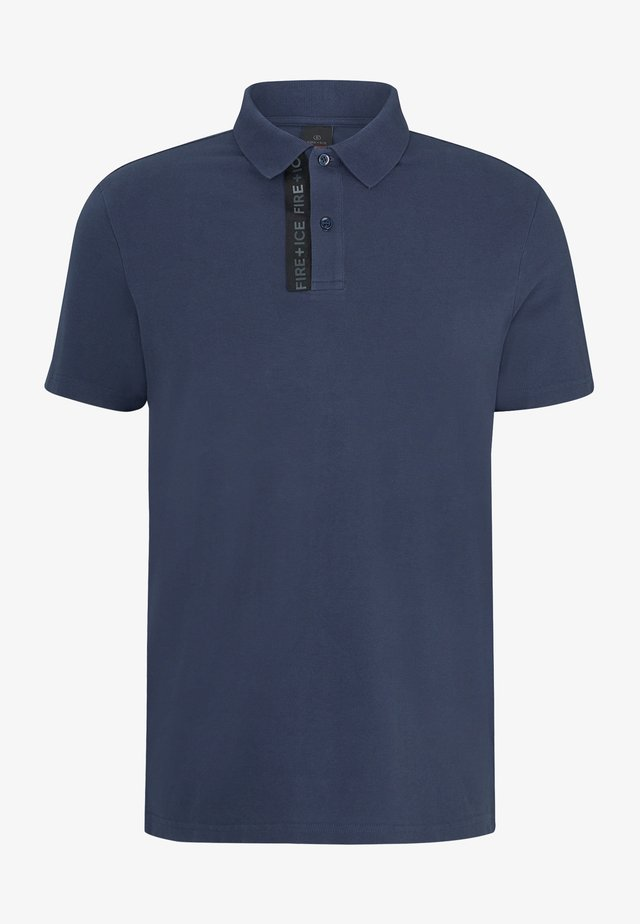 RAMON - Polo - navy/blue