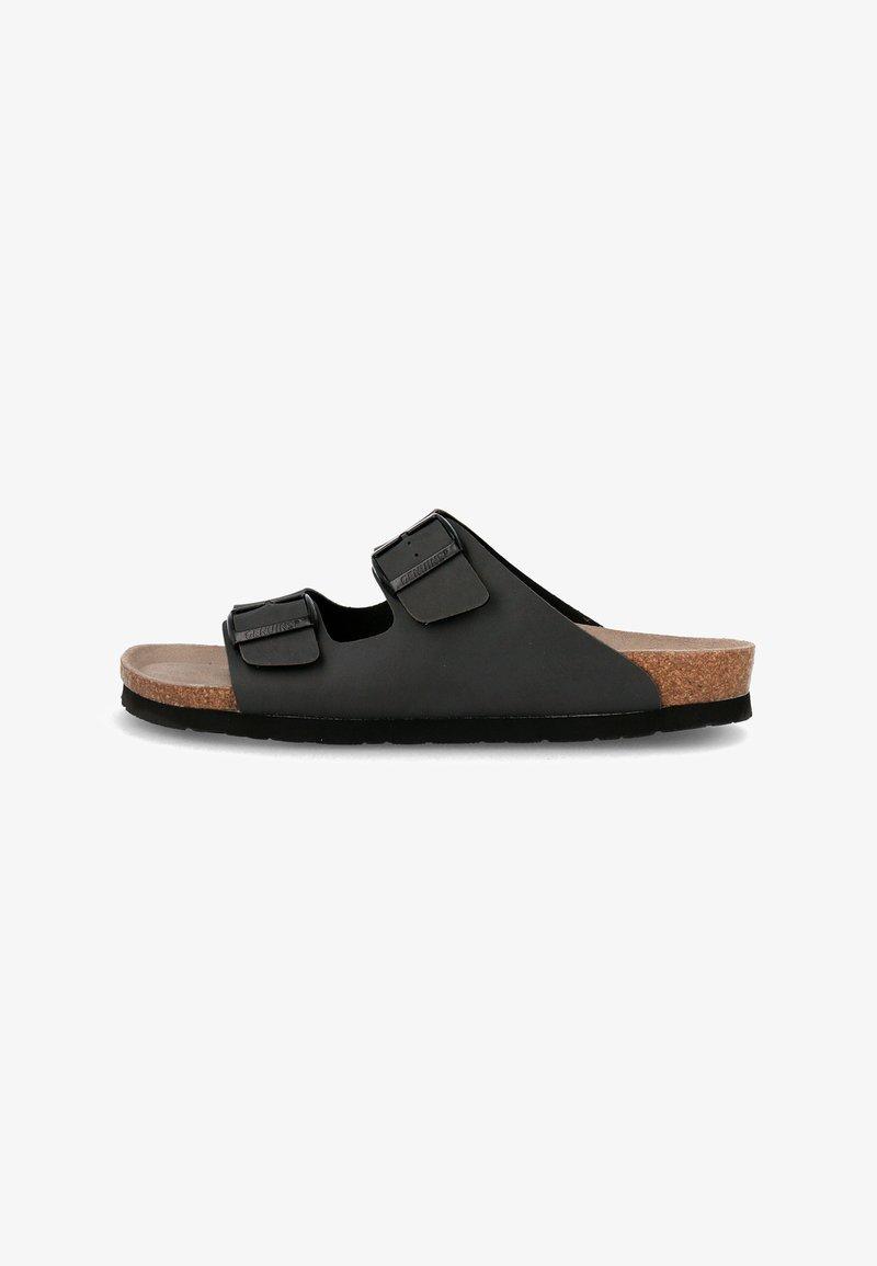 Genuins - HAWAII - Sandals - anthrazit