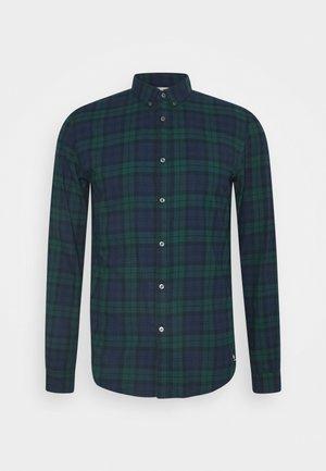 Overhemd - blue/green