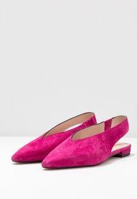 Zign - Bailarinas - pink - 4