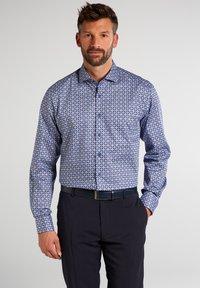 Eterna - MODERN FIT - Formal shirt - marine - 0
