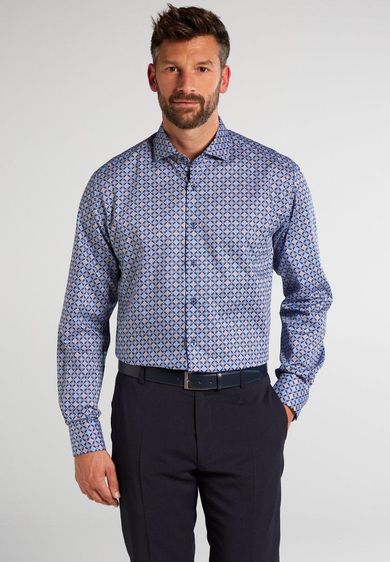 Eterna - MODERN FIT - Formal shirt - marine