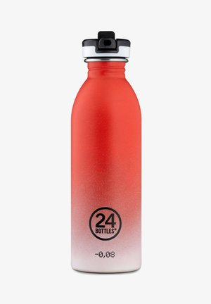 TRINKFLASCHE URBAN BOTTLE FLORAL - Andre accessories - coral pulse