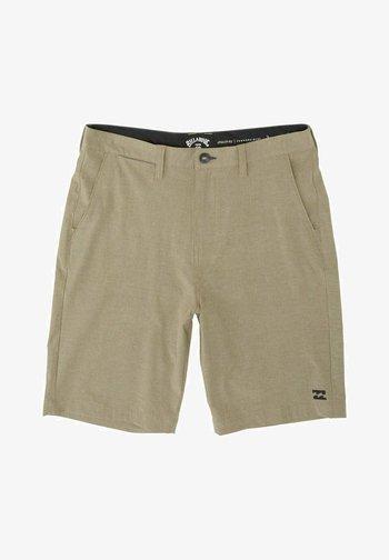 CROSSFIRE MID - Shorts - khaki