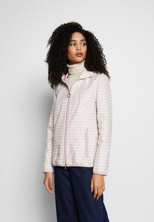 INBETWEEN - Lehká bunda - rose/ offwhite