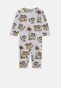 Cotton On - WARNER BROS WHERE THE WILD THINGS ARE LONG SLEEVE SNAP ROMPER - Jumpsuit - cloud marle - 1