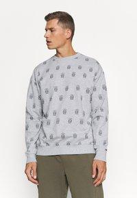 Tommy Hilfiger - Pyjama top - grey - 0