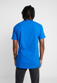 Napapijri The Tribe - SOX CHECK  - T-shirt med print - blue snorkel - 2