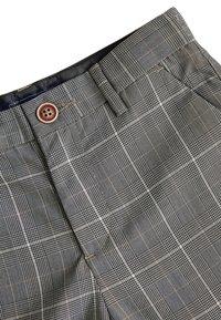 Next - GREY CHECK TROUSERS (3-16YRS) - Kalhoty - grey - 2