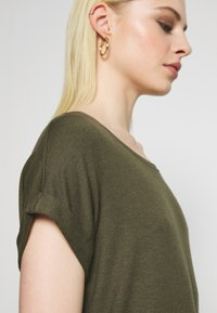 ONLY - ONLMOSTER ONECK - T-shirts - grape leaf - 5
