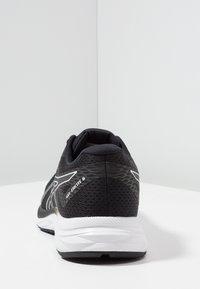 ASICS - GEL-EXCITE 6 - Zapatillas de running neutras - black/white - 3