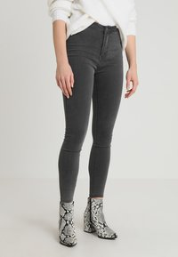 Even&Odd - Jeans Skinny Fit - grey - 0