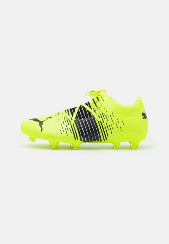 FUTURE Z 2.1 FG/AG - Fußballschuh Nocken - yellow alert/black/white