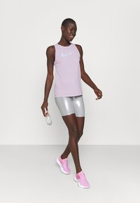 Nike Performance - DRY TANK ICON CLASH - Top - iced lilac - 1