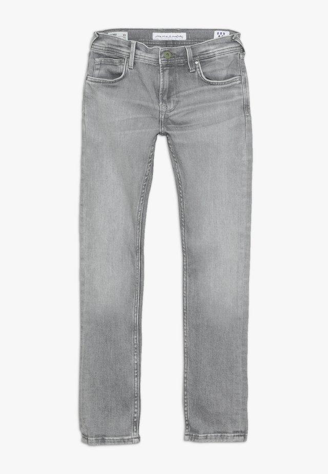 FINLY - Skinny džíny - denim