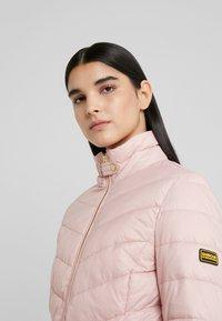 Barbour International - AUBERN QUILT - Light jacket - blusher - 4