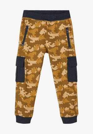 Tracksuit bottoms - medal bronze