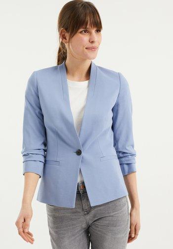 GETAILLEERDE STRETCH  - Blazer - greyish blue