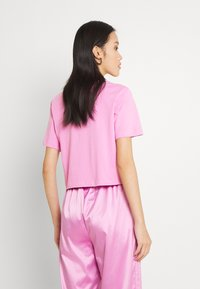 adidas Originals - CROPPED TEE - Basic T-shirt - bliss orchid - 2