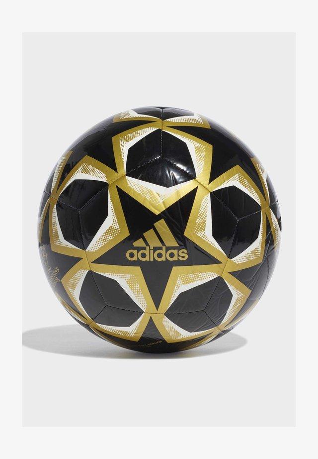 UCL FINALE 20 CLUB FOOTBALL - Piłka do piłki nożnej - black
