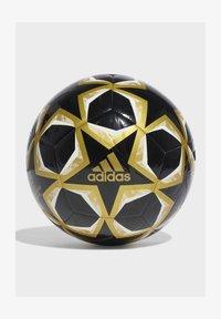 adidas Performance - FIN 20 CLUB CHAMPIONS LEAGUE - Balón de fútbol - black - 0