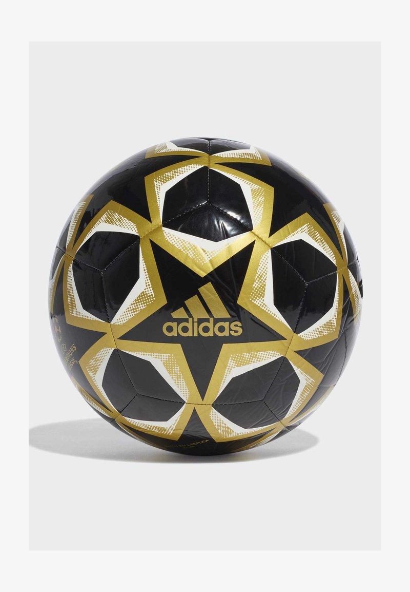 adidas Performance - FIN 20 CLUB CHAMPIONS LEAGUE - Balón de fútbol - black