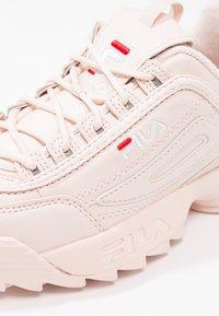 Fila - DISRUPTOR - Baskets basses - peach whip - 6
