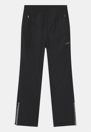 RAIN UNISEX - Rain trousers - nero