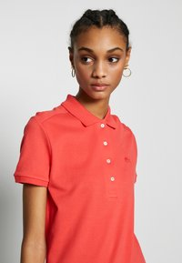 Lacoste - Poloshirt - energy red - 3
