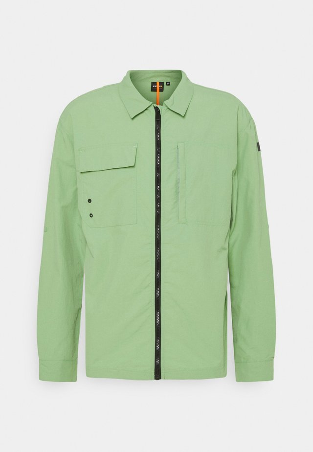 EDGERTON - Camisa - antique green