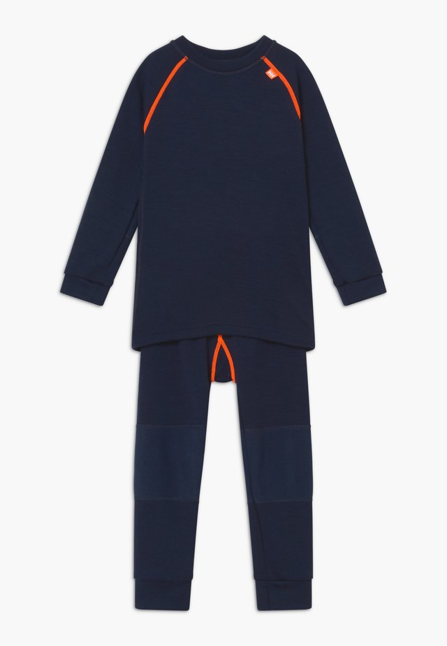 LIFA SET - Undertrøye - navy