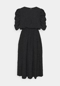Selected Femme - SLFSALLY DRESS - Day dress - black - 0