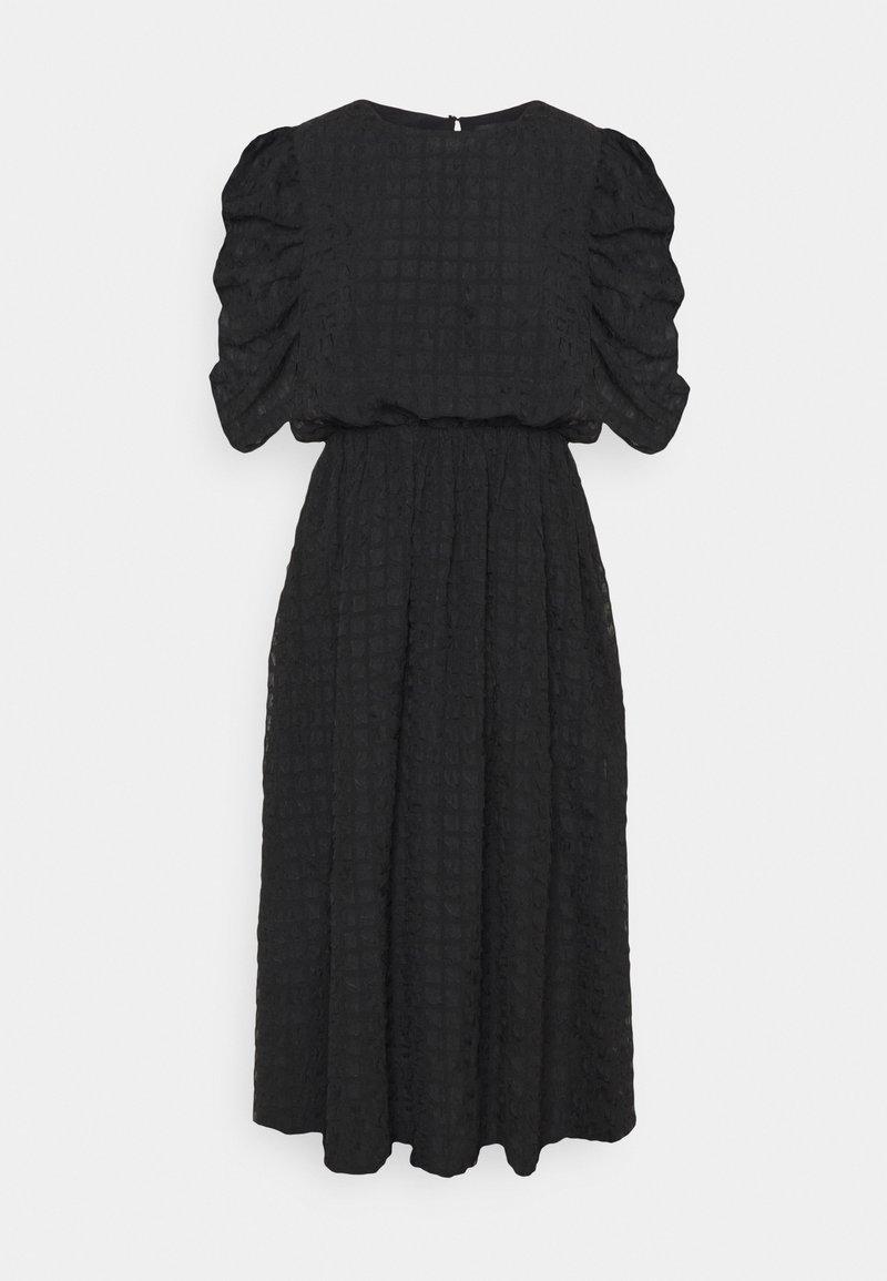 Selected Femme - SLFSALLY DRESS - Day dress - black