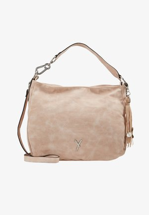 ROMY BASIC - Handbag - oldrose