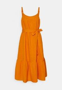 GAP - TIE WAIST DRESS - Day dress - mango - 0