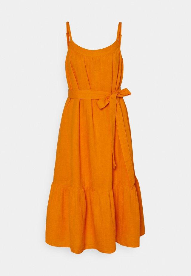 TIE WAIST DRESS - Korte jurk - mango