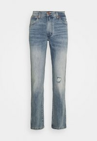 Wrangler - GREENSBORO - Jeansy Straight Leg - dusty light - 0