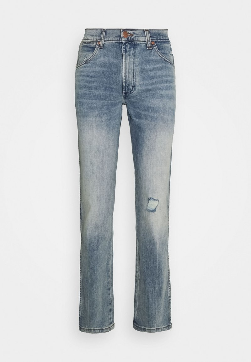 Wrangler - GREENSBORO - Jeansy Straight Leg - dusty light