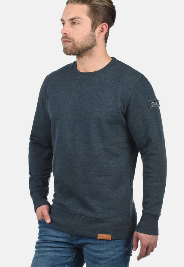 TRIP-O-NECK - Sweatshirt - blue