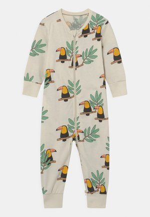 TOUCAN UNISEX - Pyjamas - light beige