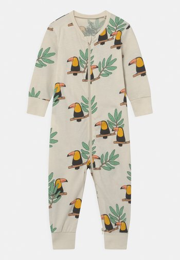 TOUCAN UNISEX - Pyjamas - light beige